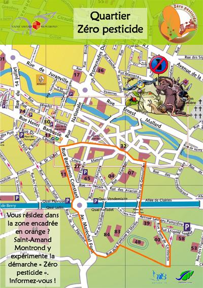 Mairie de saint amand montrond l op ration z ro - Office de tourisme saint amand montrond ...