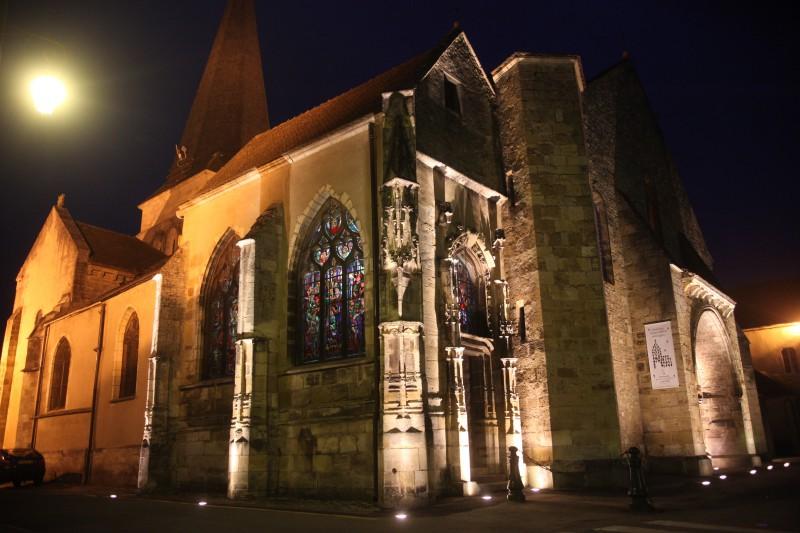 Mairie de saint amand montrond l 39 eglise saint amand - Office de tourisme saint amand montrond ...